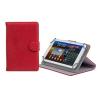 """RivaCase Univerzális táblagéptok, 7"""", RIVACASE """"Orly 3012"""" piros tablet tok"""