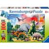 Ravensburger A dinoszauruszok 100 XXL