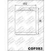 Champion COF083 olajszűrő