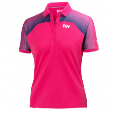 Helly Hansen W HP Polo T-shirt,top D (54364-o_145-Magenta)