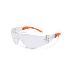 Professzionális védőszemüveg UV védelemmel - Fehér