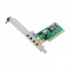 4world 4 csatornás hangkártya PCI /05363/