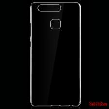 CELLECT Huawei P9 Lite vékony szilikon hátlap, Átlátszó tok és táska