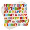 APRES szalvéta Happy Birthday