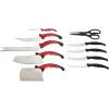 Contour Pro V kés készlet 10 részes