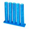 Trendy Pilates henger tároló kék