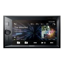 Sony XAVV630BT autós multimédia lejátszó, 4 x 55 W, DVD, érintőképernyő 6.2\