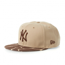 New Era PRINT SAFARI NEW YORK YANKEES CAMO BROWN