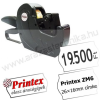 Printex ZM6 MAXI egysoros árazógép /26×16 árazócímke