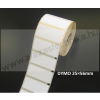 56×25mm THERMO címke / EPSON thermal transfer nyomtatóhoz