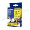 12mm Brother TZe-S631 szalag sárga/fekete