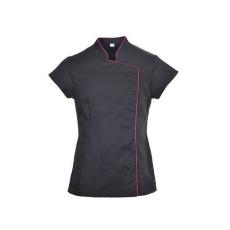 LW15 - Wrap tunika - fekete