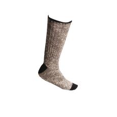 SK09 - Fleck zokni - szürke