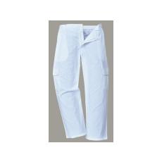 AS11 - Antisztatikus, ESD nadrág - fehér