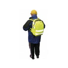 B905 - Jól láthatósági hátizsák - narancs