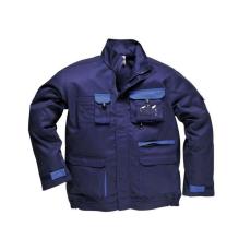 TX10 - Texo kétszínű kabát - tengerészkék
