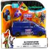 Tomy Zootropolis - Állati Nagy Balhé Farkasok kék teherautója