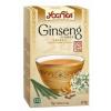 Golden Temple Ginseng Tao tea BIO 17x1,8g Yogi
