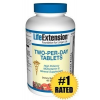 Life Extension Two-Per-Day (60) tabletta Life Extension