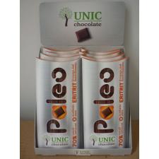 Karamell Choco Kft. Paleo étcsokoládé eritrittel 80g UNIC csokoládé és édesség