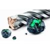 Bosch SDS plus-5X fúrószár készlet 6 x 50 x 110 mm, 10 db (2608833891)