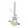 KRAUSE - Stabilo gurulóállványokhoz kerék Ø 200 mm, állítható magasságú (1 db)704108