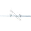 KRAUSE - Stabilo és ProTec gurulóállványokhoz fali rögzítő / stabilizáló készlet 1,2 m  910059