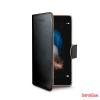 CELLY Huawei P8 Lite book tok,Fekete