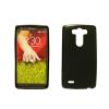 LG K8 vékony szilikon hátlap, fekete