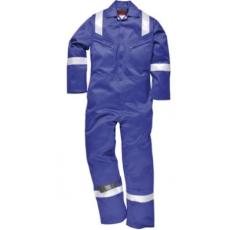 Portwest FR50 Lángálló antisztatikus overál *Royal kék*