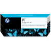 HP No. 91 775 ml Light Grey Ink Cartridge with Vivera Ink C9466A-OEM