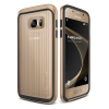VERUS Samsung Galaxy S7 Triple Mixx hátlap, tok, arany