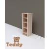 TODI Teddy – keskeny nyitott polcos szekrény