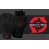 Scitec Nutrition Kesztyű Scitec - Red Style férfi fekete, piros L Scitec Nutrition