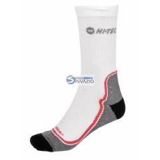 Hi-Tec zokni HI-TEC GIMBO fehér-piros