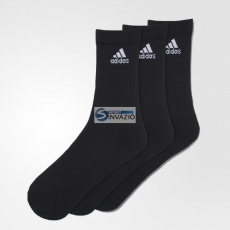 Adidas zokni adidas 3 Stripes Performance Crew 3pak AA2298