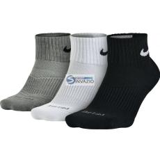 Nike zokni Nike 3 pak Dri-Fit Cushion Quarter SX4835-902