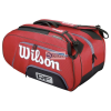 Wilson táskák tenisz Wilson Federer Elite Bag 12 Pack WRZ830512