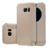Nillkin Sparkle flip tok Samsung G935 Galaxy S7 Edge, arany
