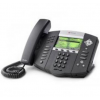 Polycom SoundPoint IP 670 PoE 2200-12670-025 Premium SIP Desktop Phone with a Large Color Display