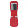 Spectralink Butterfly handset red DECT handset for Microsoft Lync Server 2010