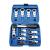 BGS -2258 Racsnis kulcskészlet cserélhető csuklós fejekkel 8 – 19mm
