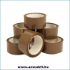 Ragasztószalag, PP/Solvent, barna, 48mm, 60m, 42my (3283)