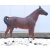 Ló-200 cm/sötét barna