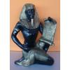 Fáraó-50cm-Tutanhamon-papírusszal/faa