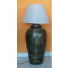 Lámpa - egyiptomi vázán (97 cm)