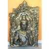 Buddha-thai-fali lámpa/bronz-arany