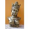 Buddha-Kuan Yin mellszobor/Tara