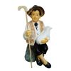 Pásztor-80cm-ülő fiú báránnyal