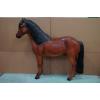 Ló-195 cm-sötét barna
